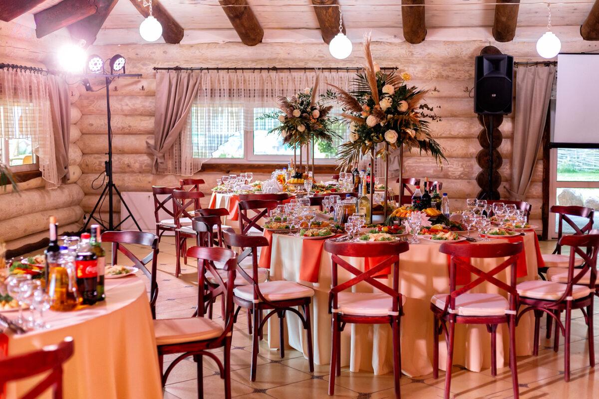 Банкетный зал Гродно Свадьба в банкетном зале
